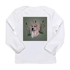 Labrador Retriever Long Sleeve Infant T-Shirt