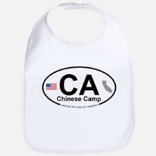 Chinese Camp Bib