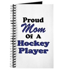 Mom Hockey Player Journal
