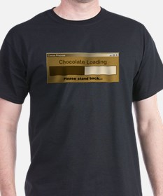 Chocolate Loading T-Shirt