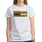 Chocolate Loading Women's T-Shirt