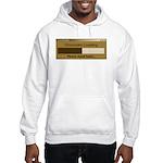 Chocolate Loading Hooded Sweatshirt