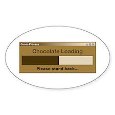 Chocolate Loading Decal