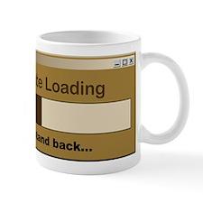 Chocolate Loading Mug