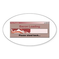 Bacon Loading Decal