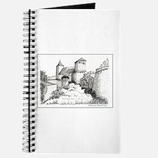 Nuremburg Castle Journal