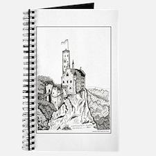Lichtenstein Castle Journal