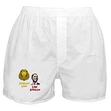 Obama Lyin' African Boxer Shorts