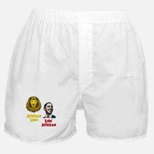 Obama Lyin' African Boxer Shorts