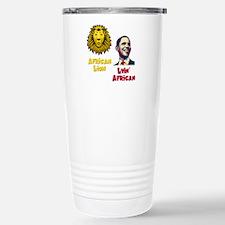 Obama Lyin' African Travel Mug