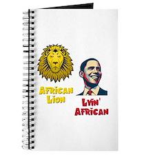 Obama Lyin' African Journal
