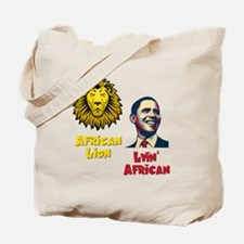 Obama Lyin' African Tote Bag