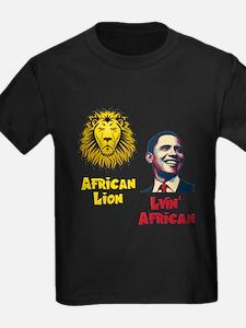 Obama Lyin' African T