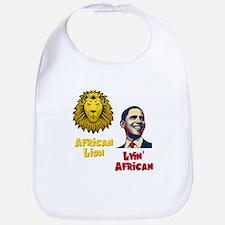 Obama Lyin' African Bib