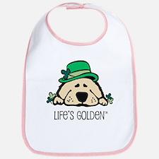 St. Patrick's Golden Bib