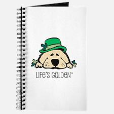 St. Patrick's Golden Journal