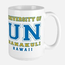 University of Nanakuli - Large Mug