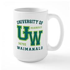 University of Waimanalo - Mug
