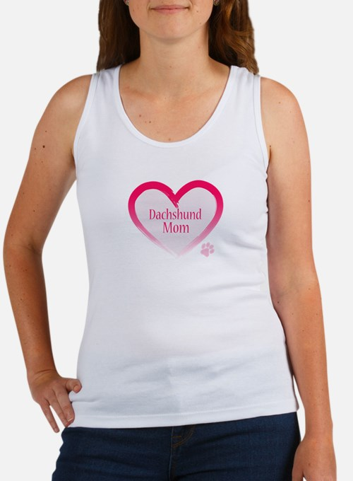 Pug Mom Women's Tank Top