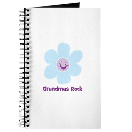 Grandmas Rock Journal