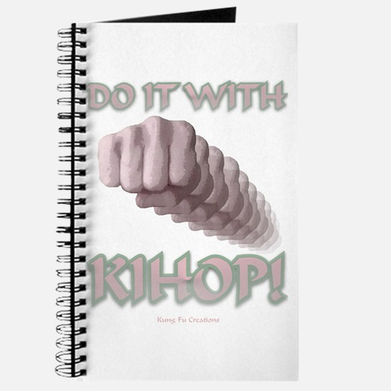 With Kihop Fist Journal