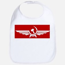 Hammer & Sickle with Wings Bib