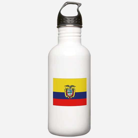 Cute Quito Water Bottle