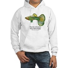King Cobra Fancy Guppy Hoodie