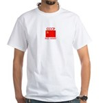 CCCP Red Army White T-Shirt