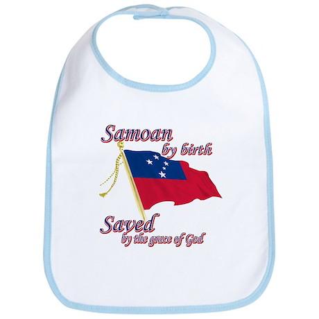 Samoan by birth Bib