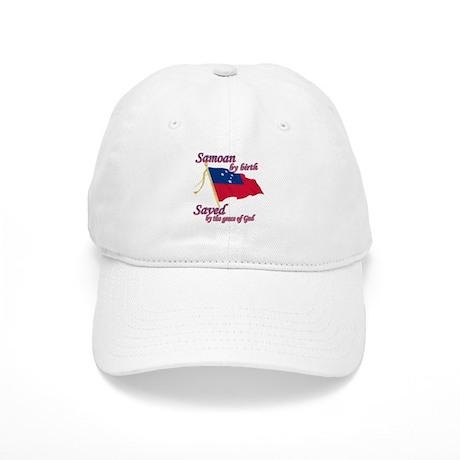 Samoan by birth Cap