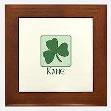 Kane Family Framed Tile