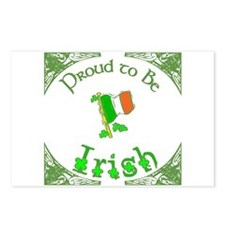 Irish- St Patrick's Day Postcards (Package of 8)