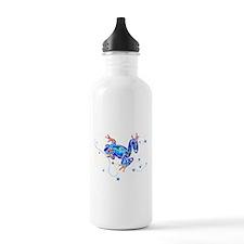 Crazy Tree Frogs Water Bottle