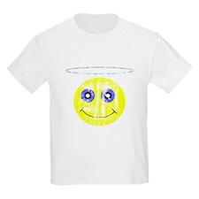 Vintage Angel Smiley T-Shirt
