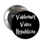 "Voldemort Votes Republican 2.25"" Button"