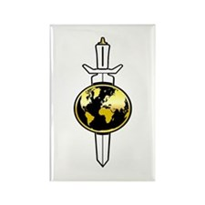 Terran Empire Rectangle Magnet