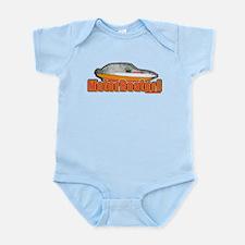 Motorboater Infant Bodysuit