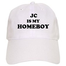 Jc Is My Homeboy Baseball Baseball Cap