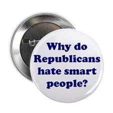 Why Hate Smart People? Button