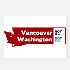 Vancouver Postcards (Package of 8)