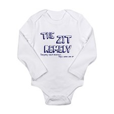 The Zit Remedy Long Sleeve Infant Bodysuit