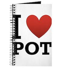 I Love Pot Journal