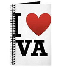 I Love Virginia Journal