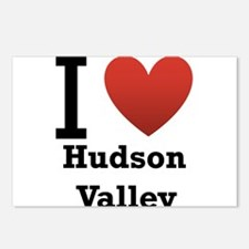 I Love Hudson Valley Postcards (Package of 8)