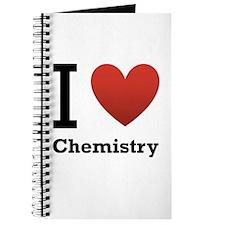 I Love Chemistry Journal