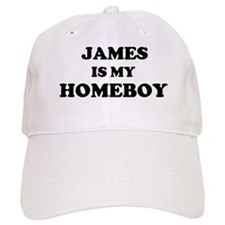 James Is My Homeboy Baseball Cap
