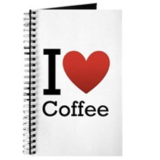 I <3 Coffee Journal