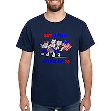 Cat-ch the Spirit of '76 T-Shirt