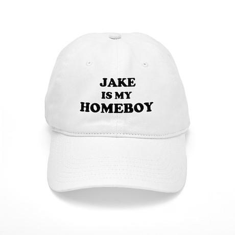 Jake Is My Homeboy Cap